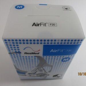 ResMed Accessories - ResMed Airfit F20 Full Face Mask Medium NIB
